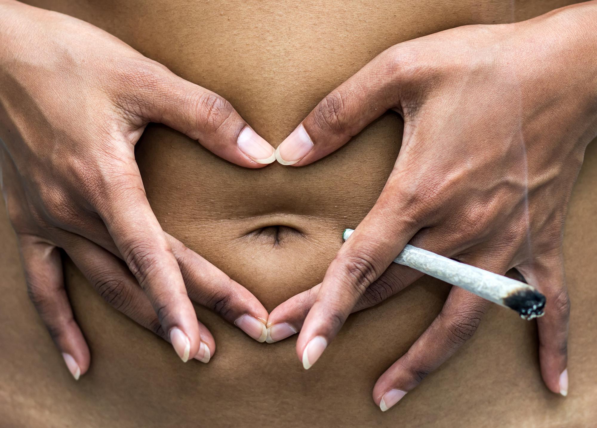 marijuana for menstrual cramps